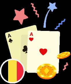 blackjack belgium