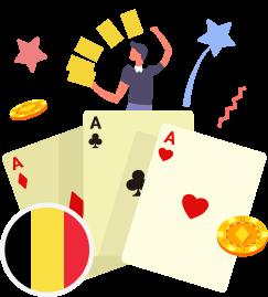 live casino belgium