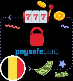 paysafecard belgium